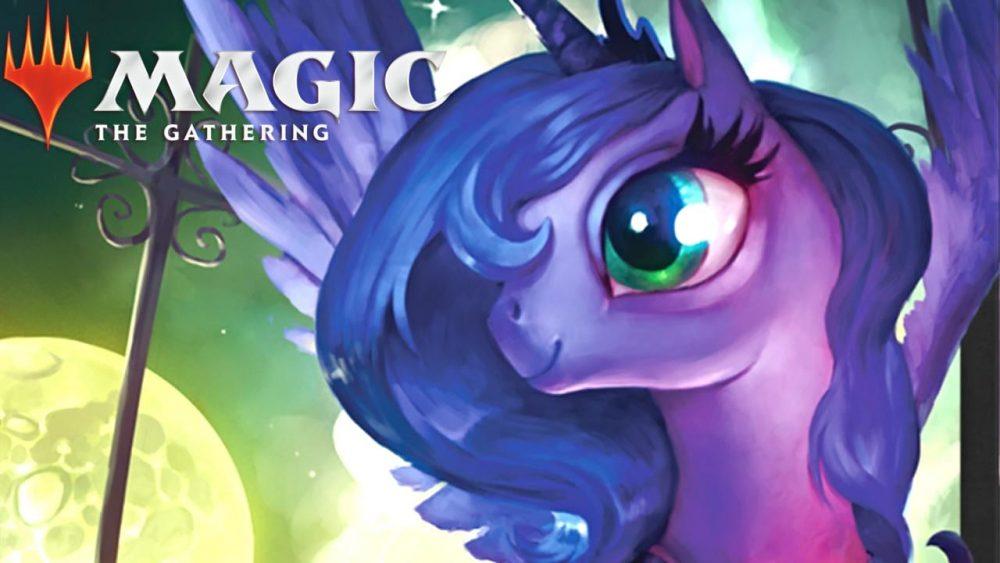 magic my little pony