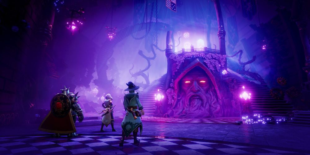 Trine 4: The Nightmare Prince banner