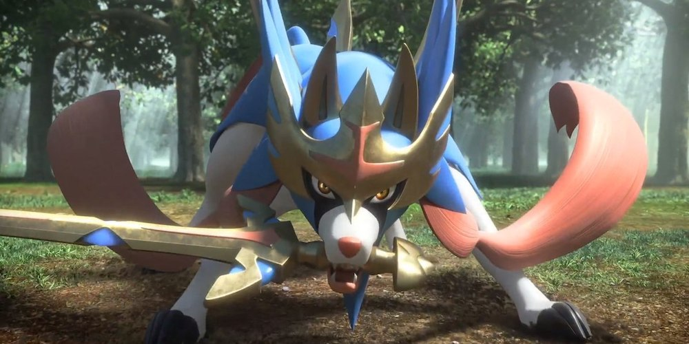 Pokémon Zacian