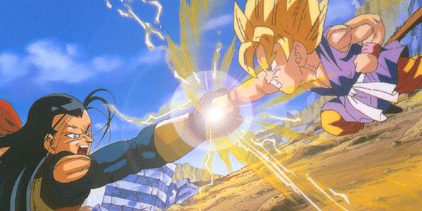 Super C-17 VS Goku