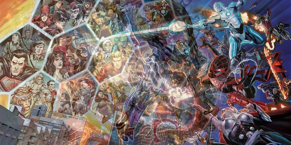 Convergence vs Secret Wars