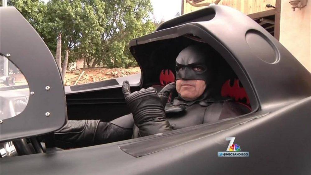 Batman di San Diego