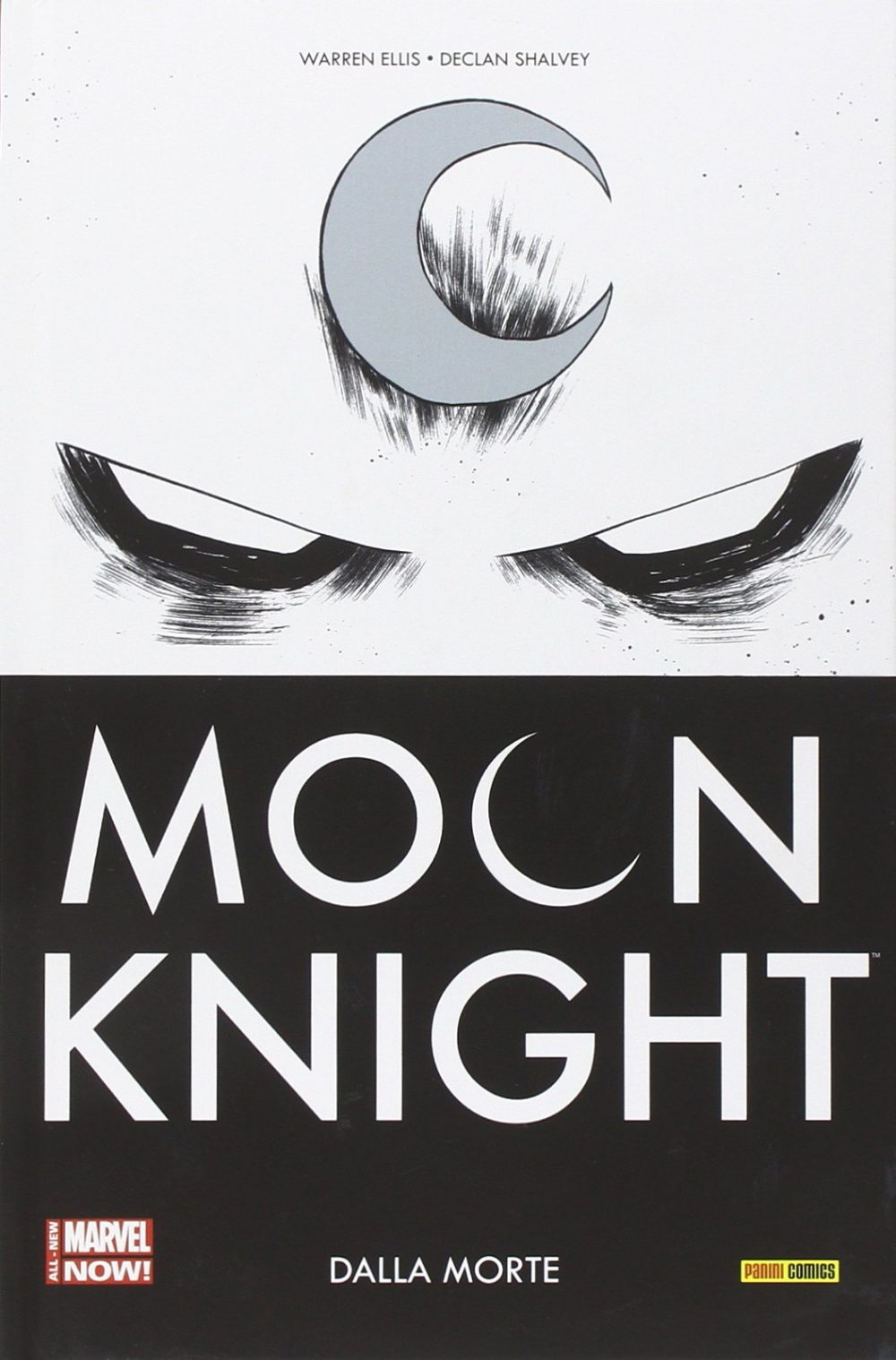 Moon Knight vol. 1: Dalla Morte, di Warren Ellis e Declan Shalvey - Panini Comics