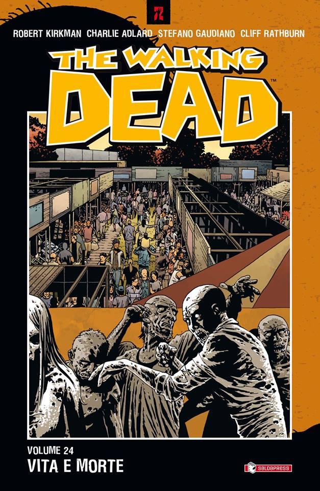 The Walking Dead vol. 24: Vita e morte