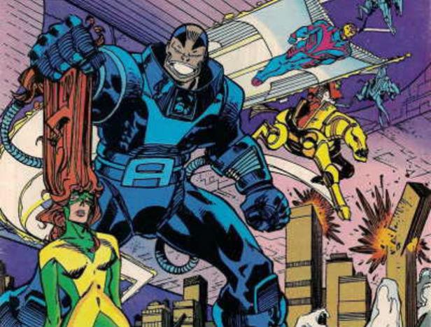 Apocalisse di Walt Simonson