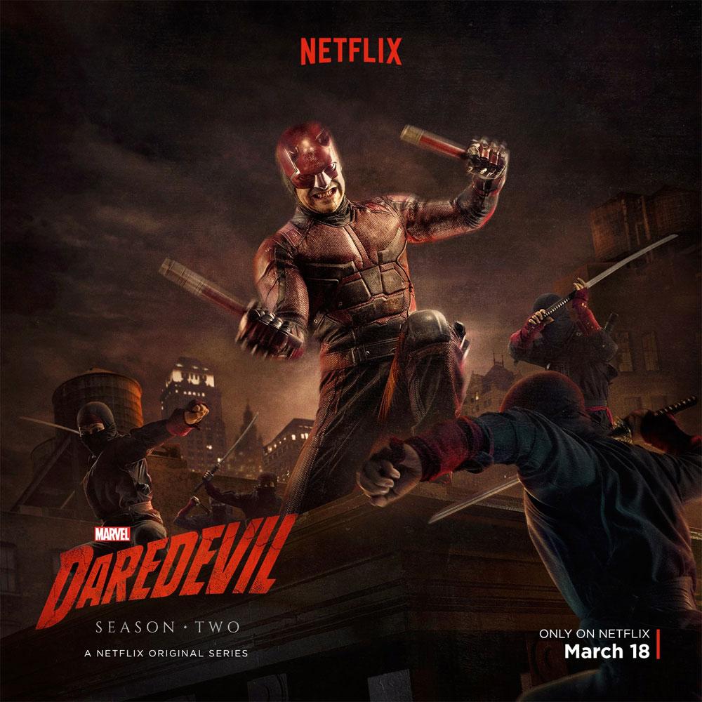 Daredevil 2 Netflix