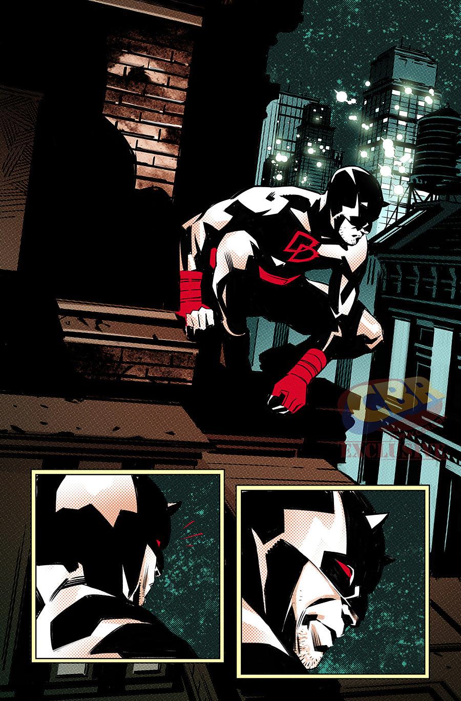 Daredevil #6, anteprima 01