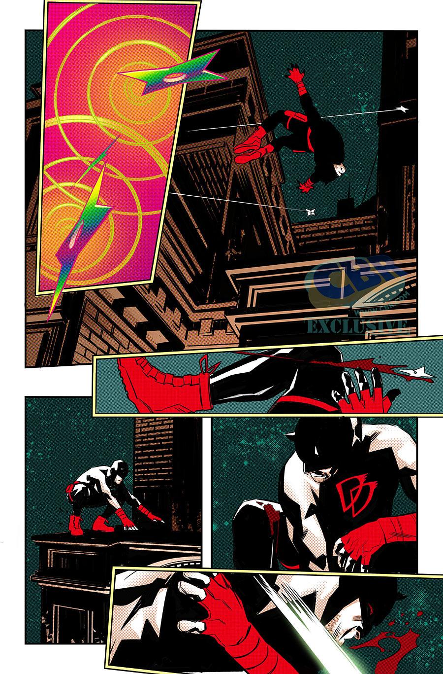 Daredevil #6, anteprima 02