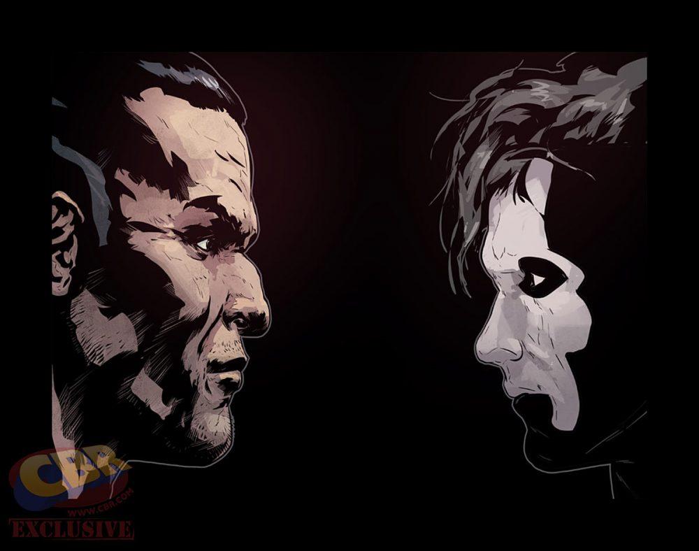 Daredevil Punisher Seventh Circle #3, anteprima 01