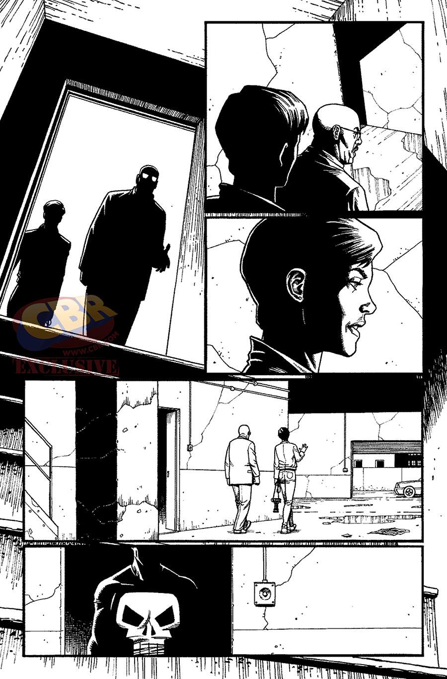 Punisher #1, anteprima 03