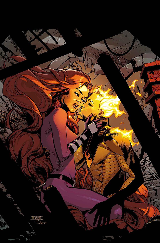 Uncanny Inhumans #8, copertina di Mahmud Asrar
