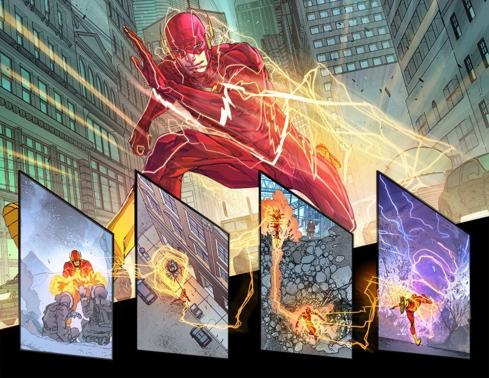 The Flash, teaser 03 di Carmine di Giandomenico