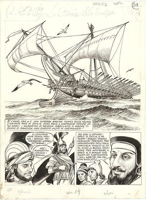 La Storia della Navigazione, anteprima 01