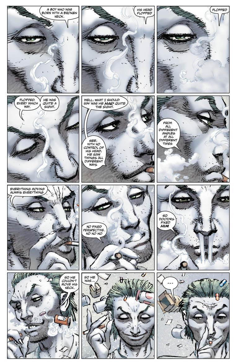 Batman: The Dark Knight Returns - The Last Crusade #1, anteprima 03