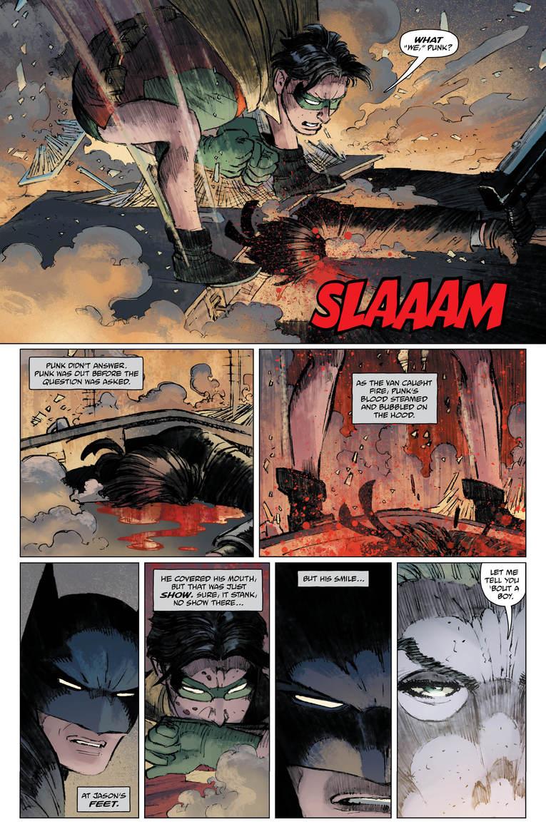 Batman: The Dark Knight Returns - The Last Crusade #1, anteprima 02