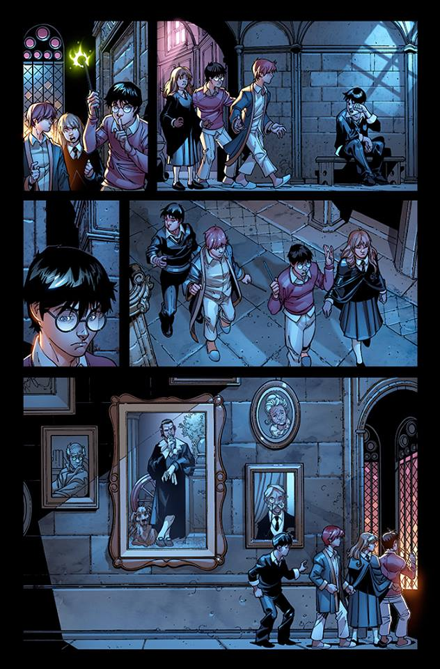 Harry Potter, anteprima 03