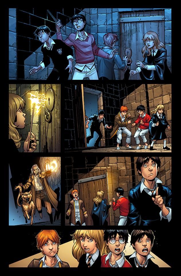 Harry Potter, anteprima 07