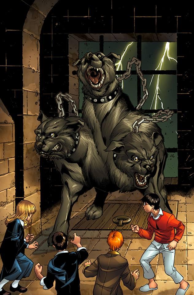 Harry Potter, anteprima 08