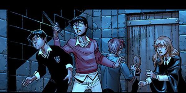 Harry Potter - Marvel
