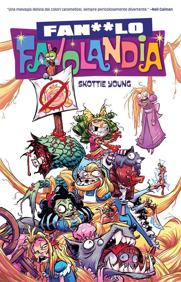 Odio Favolandia vol. 1, di Skottie Young - BAO Publishing