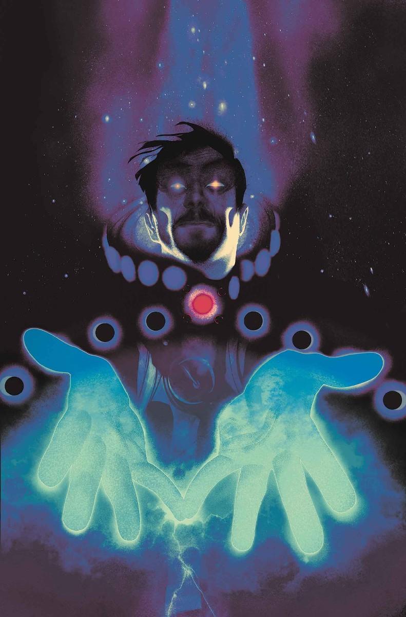 Doctor Strange and the Sorcerers Supreme #2, variant cover di Frazer Irving