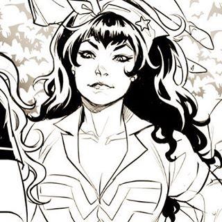 DC Comics Bombshells: Wonder Woman di Mirka Andolfo