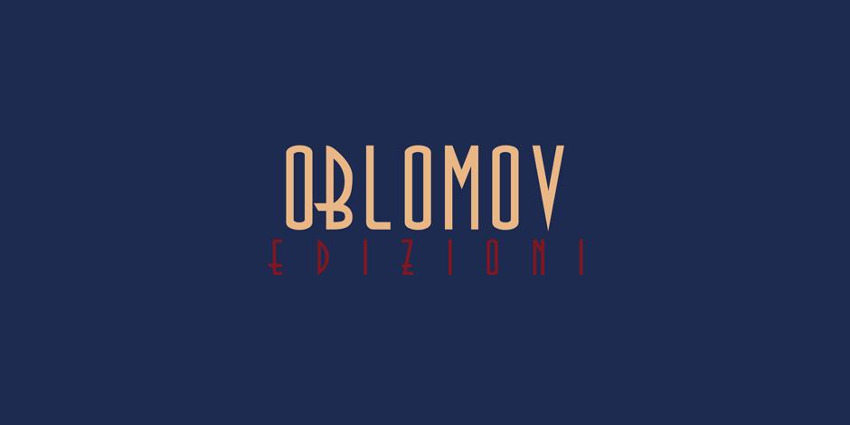 Oblomov Edizioni, logo