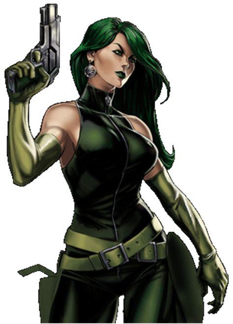 Madame Hydra