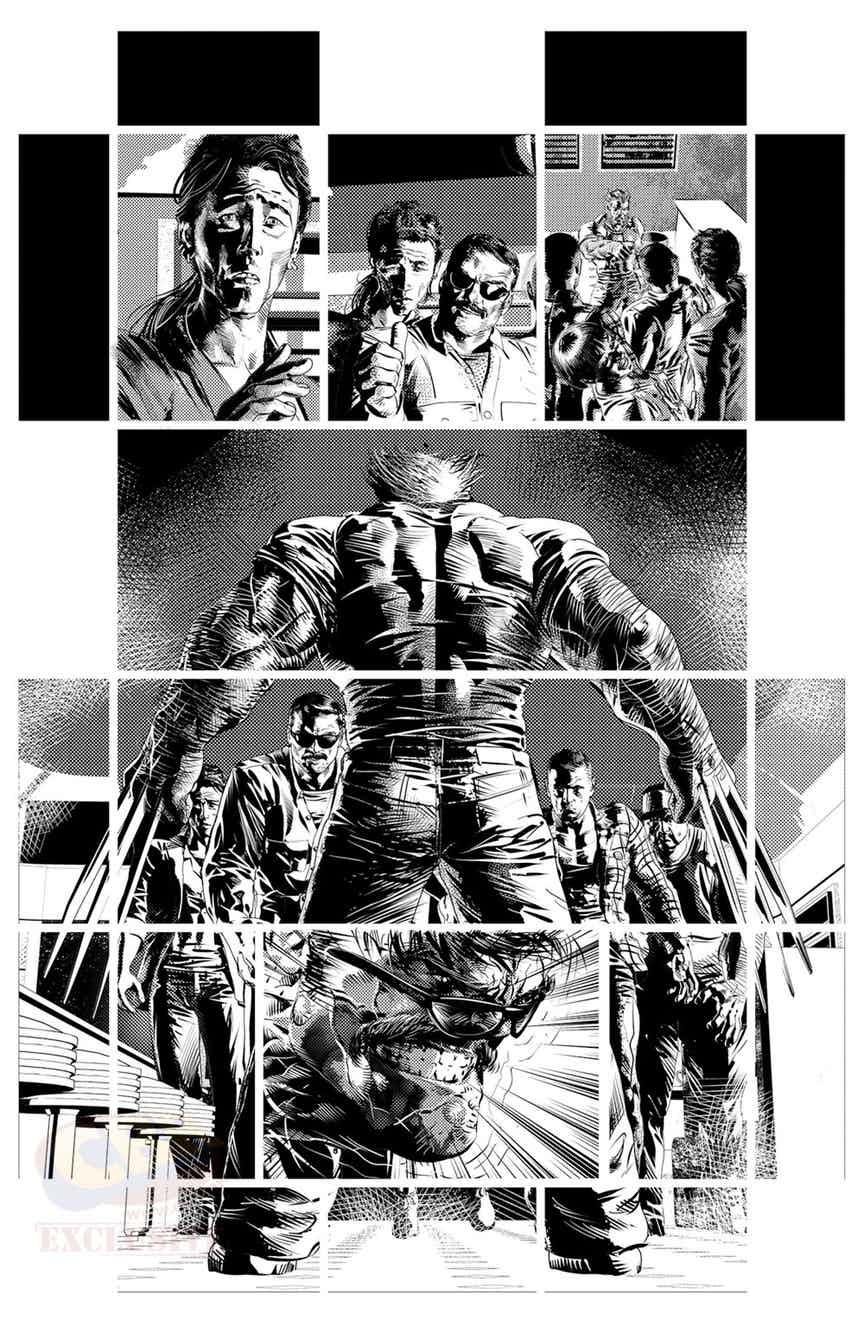 Old Man Logan #25, anteprima 02