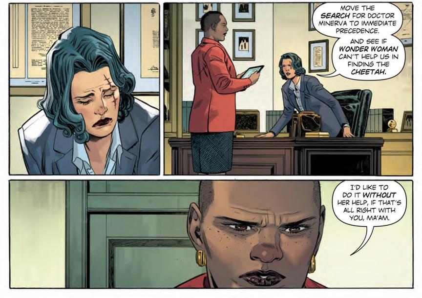 Wonder Woman #25, anteprima 01