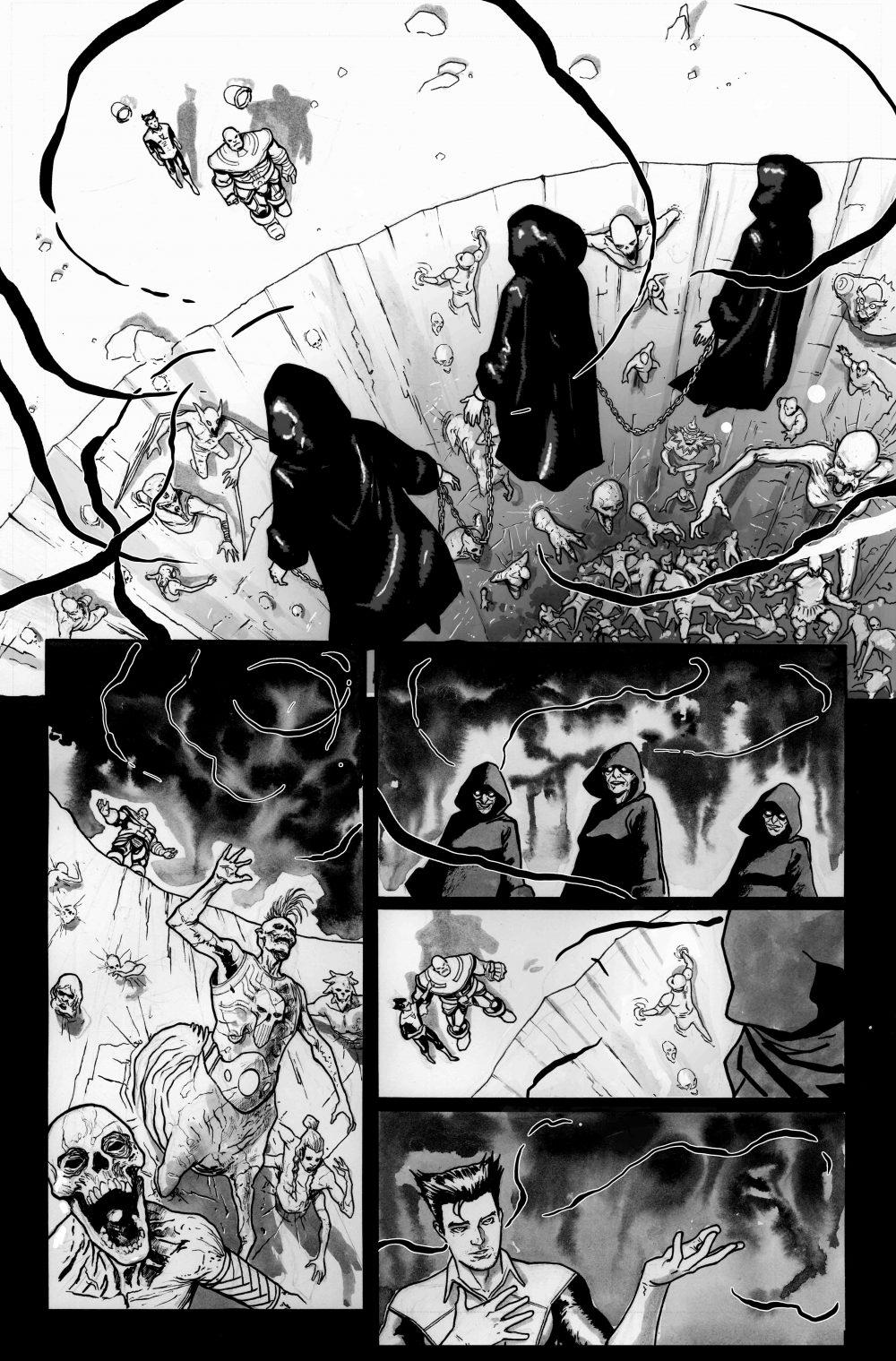 Thanos #9, anteprima 01