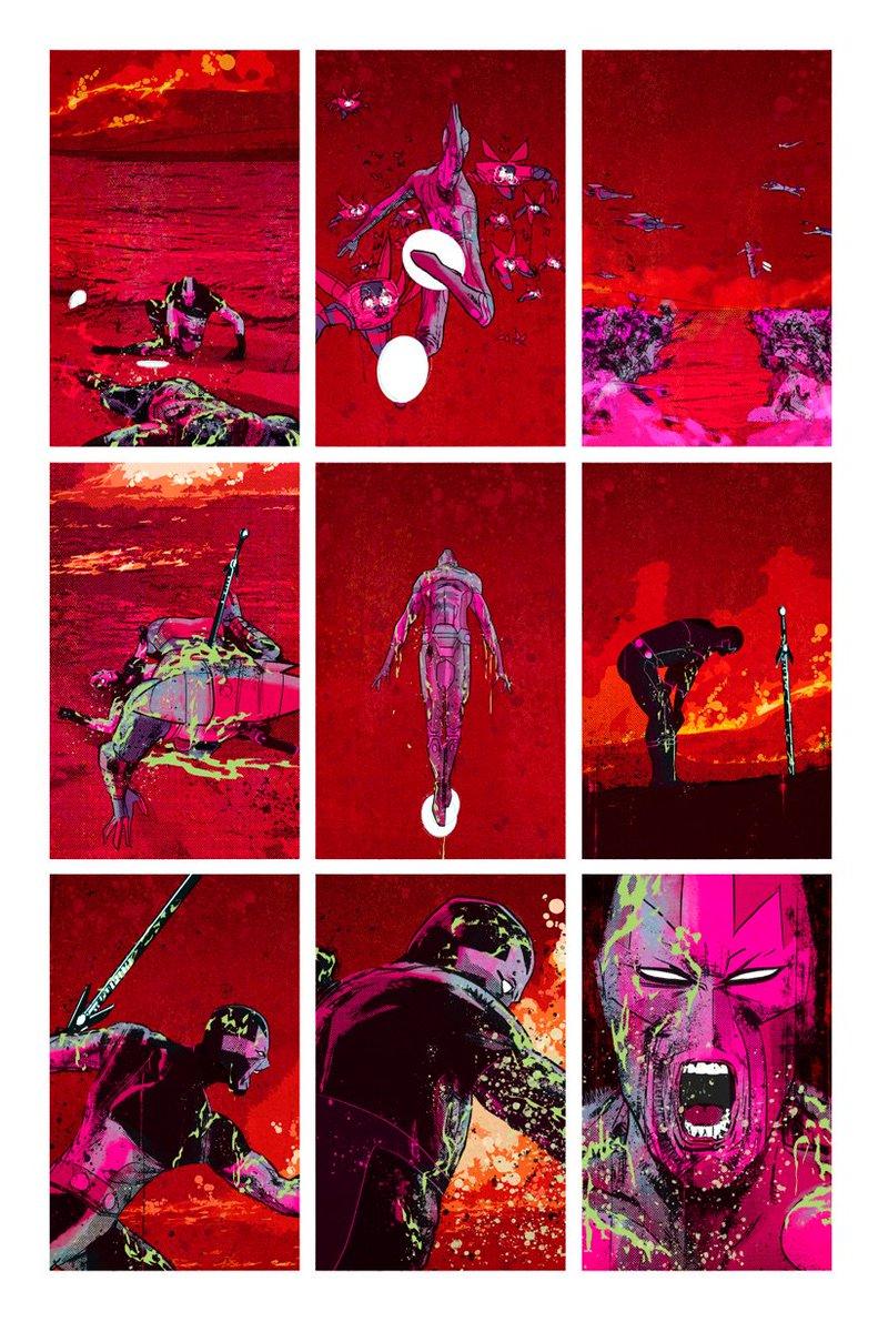 Mister Miracle #1, anteprima 05