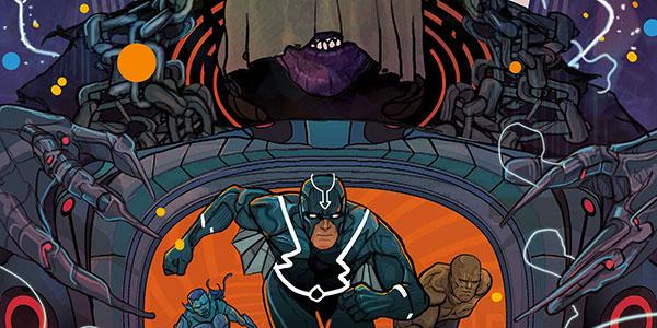 Black Bolt #3