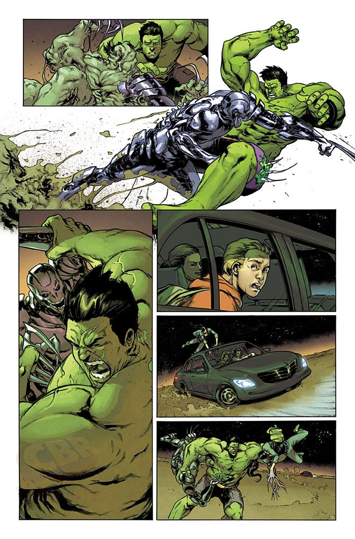 Totally Awesome Hulk #20, anteprima 02