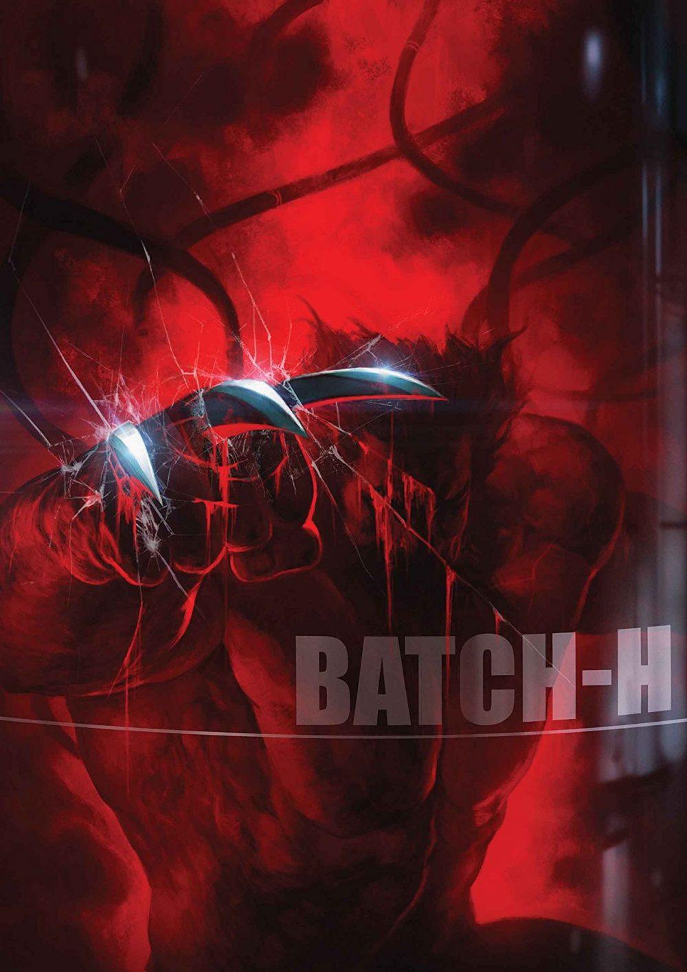 Weapon X #6, copertina di Skan
