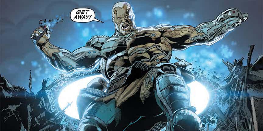 Justice League #26, anteprima 01