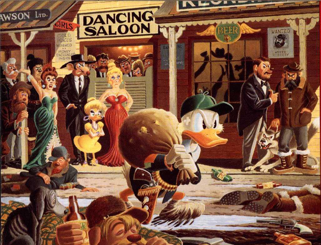 Carl Barks Paperone