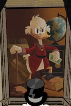 DuckTales magazzino