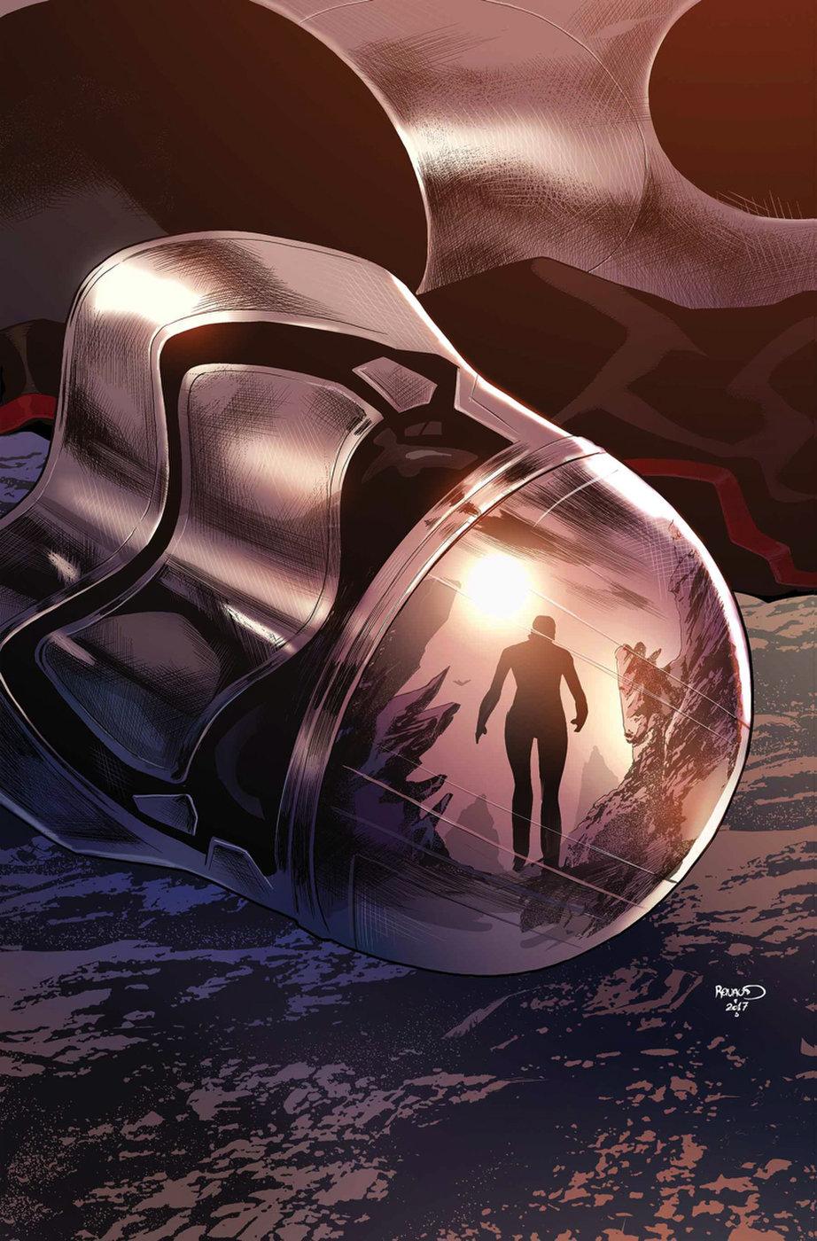 Captain Phasma #3, copertina di Paul Renaud