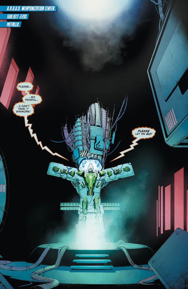 Action Comics #987, anteprima 01