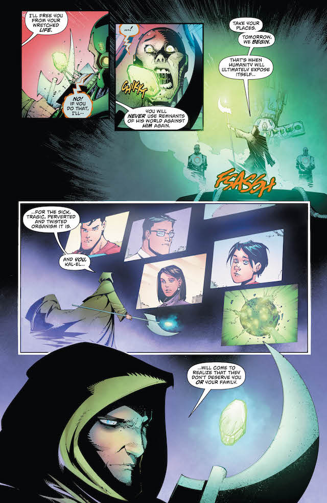 Action Comics #987, anteprima 03