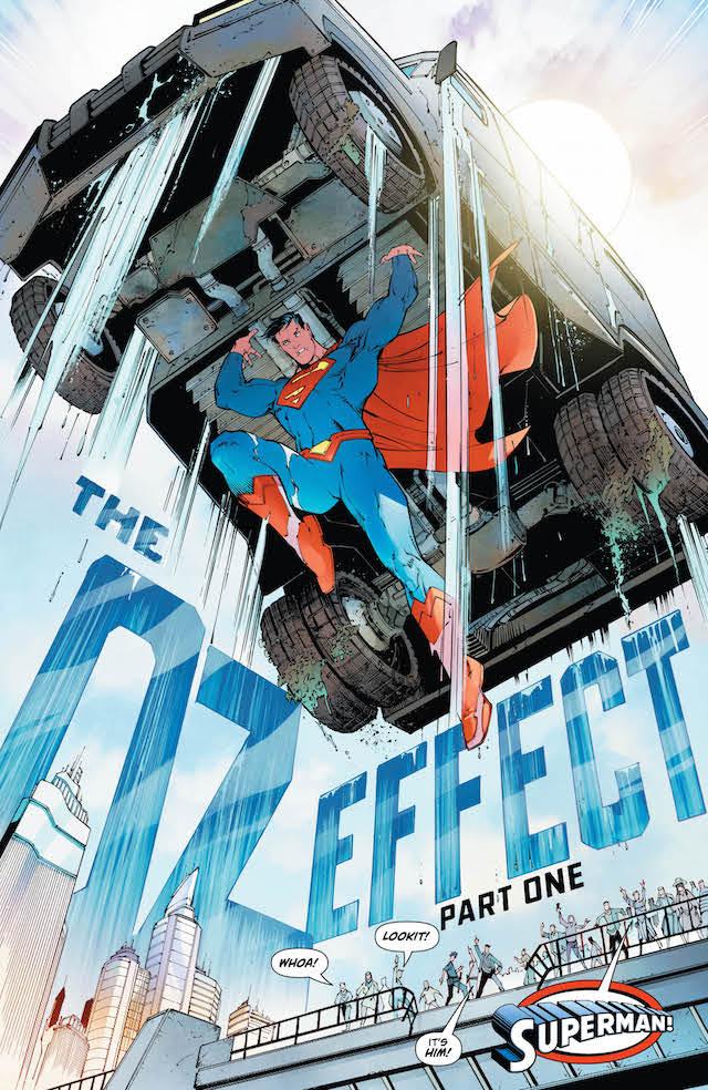 Action Comics #987, anteprima 05