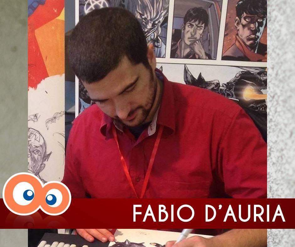 Fabio D'Auria a Rapalloonia 2017