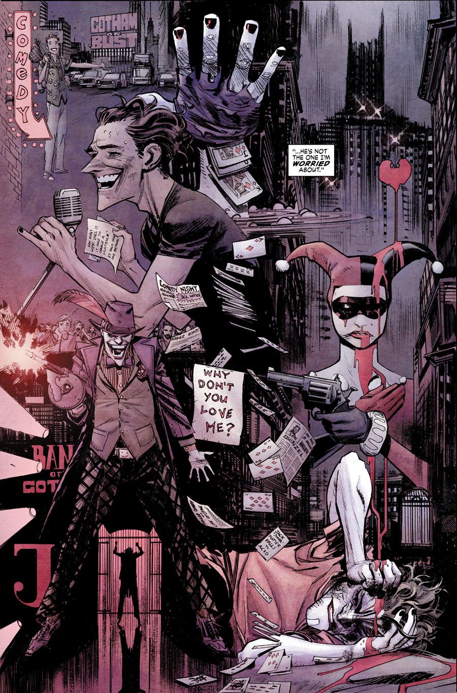 Batman: White Knight #1, anteprima 05