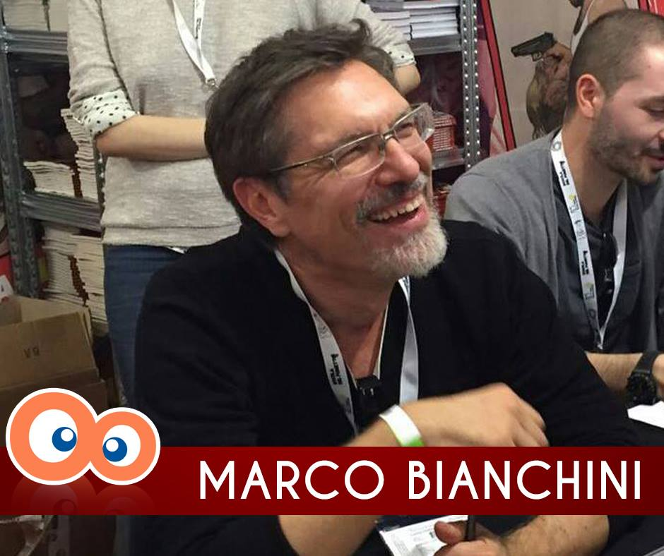 Marco Bianchini a Rapalloonia 2017