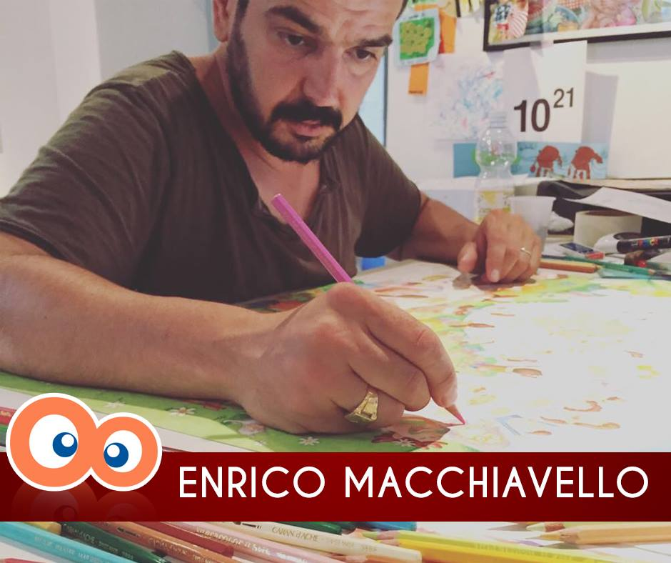 Enrico Macchiavello a Rapalloonia 2017