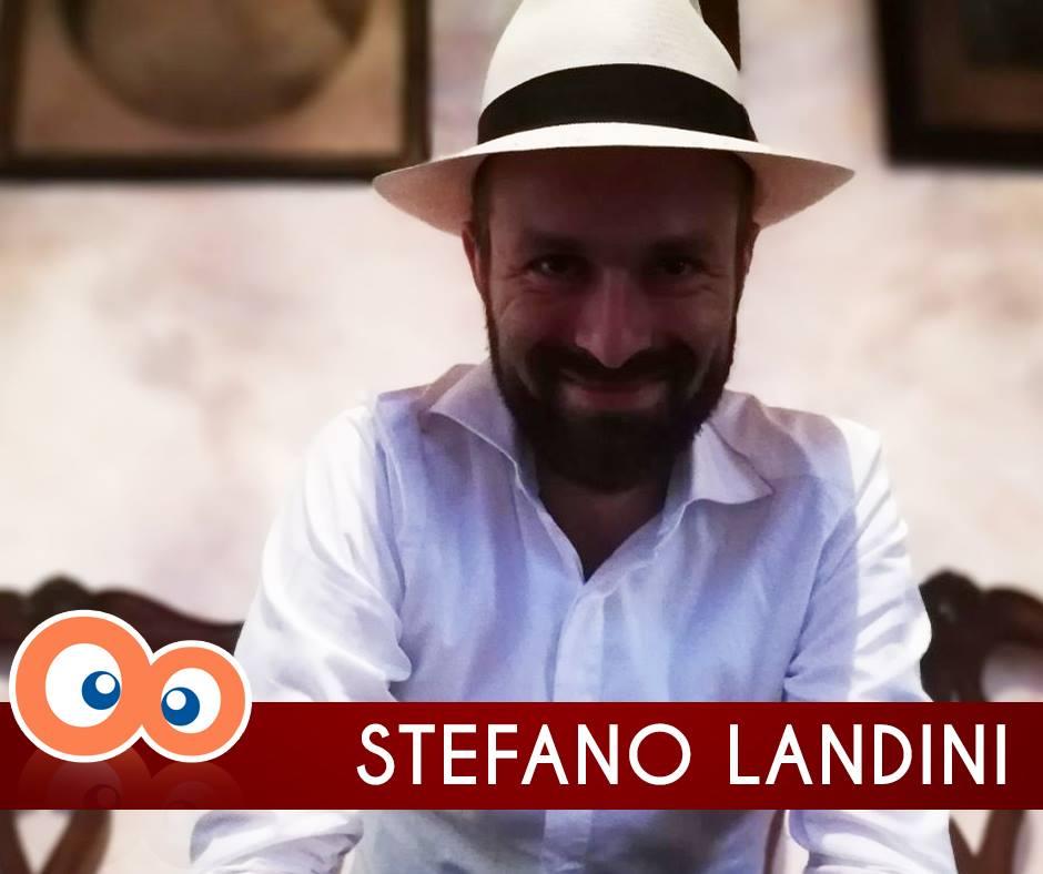 Stefano Landini a Rapalloonia 2017