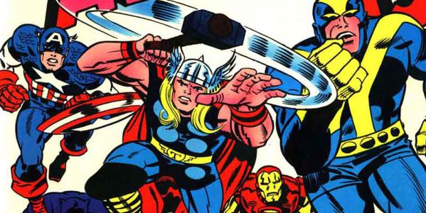 Avengers Kirby