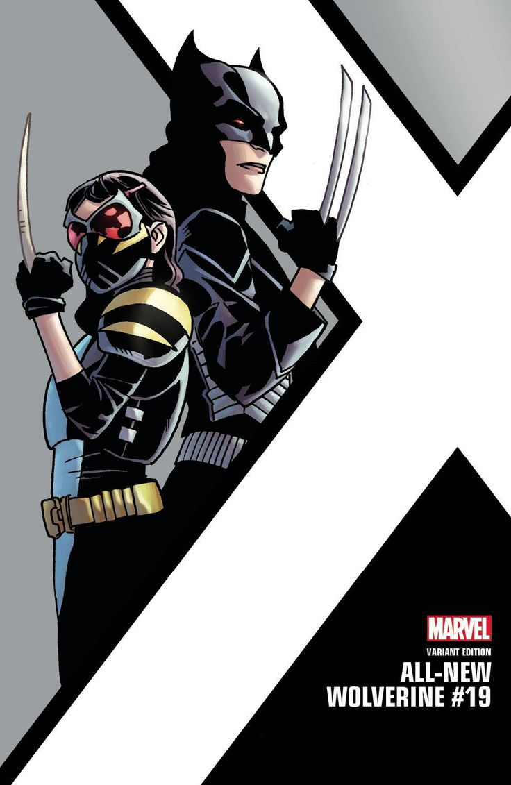 All-New Wolverine #20, variant cover di Leonard Kirk