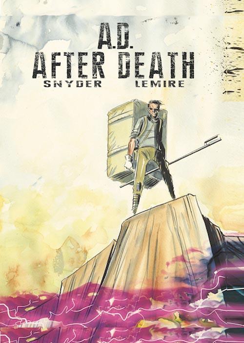 A.D. - After Death, di Scott Snyder e Jeff Lemire - BAO Publishing